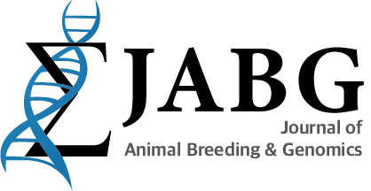 Journal of Animal Breeding and Genomics